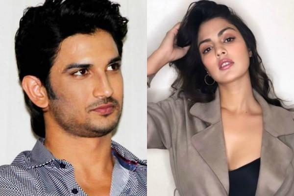 rhea chakraborty revealed that sushant former house was haunted