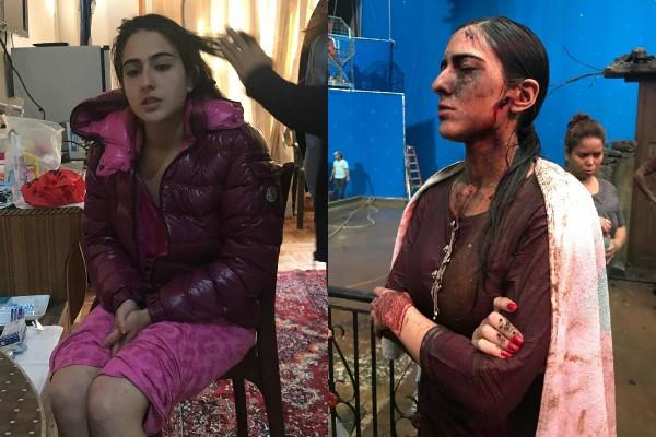 sara ali khan shares expectation vs reality post