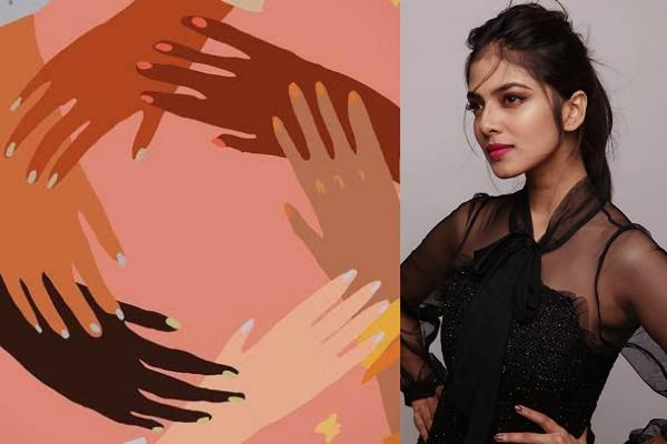 malavika mohanan asked why is skin colour more important than talent