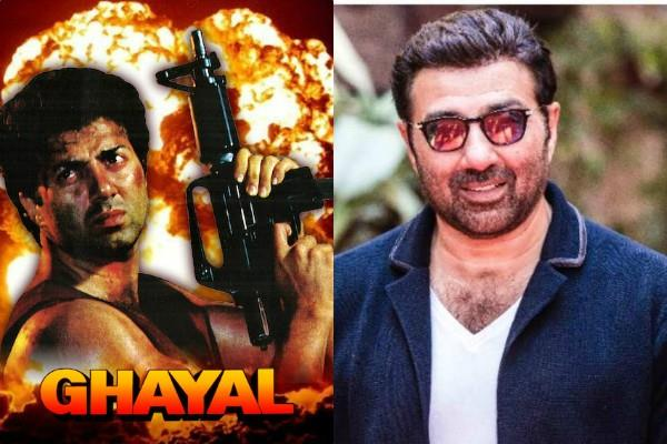sunny deol reveals that no one was ready to produce film ghayal
