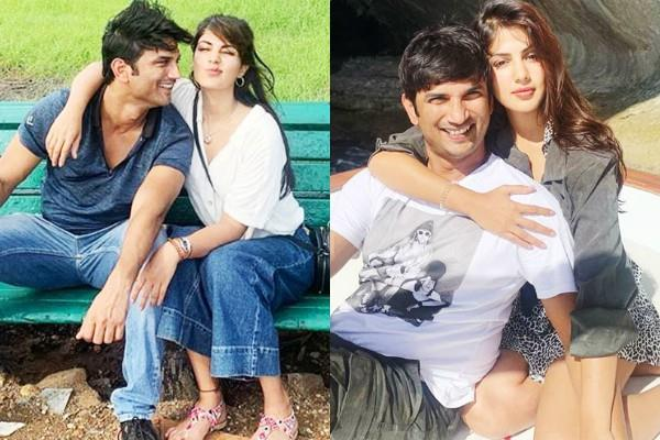 case filed against rhea chakraborty for instigating sushant singh for suicide