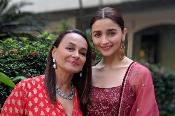 alia bhatt mother soni razdan reacts on the nepotism