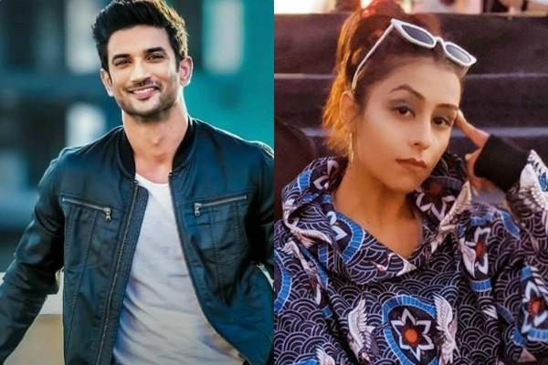 sushant rajput friend ayesha adlakha reveal when actor talked about suicide