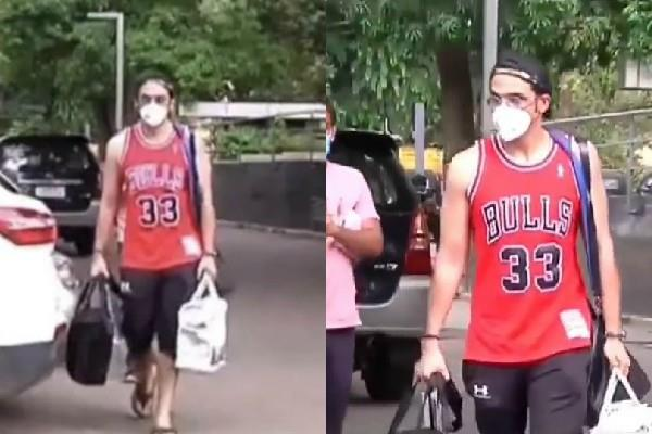 parth samthaan angry on media and use abusive words video viral