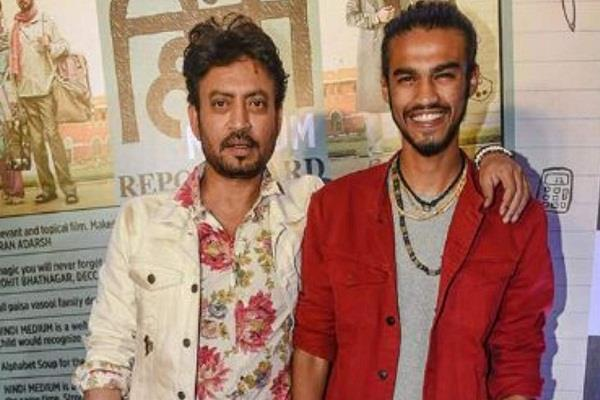 irfan khan son babil reaction on nepotism and unfollowing the star kids