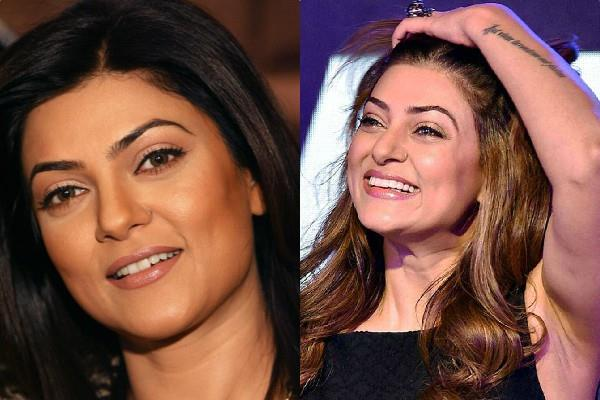 sushmita sen told how did she protect herself from nepotism in bollywood