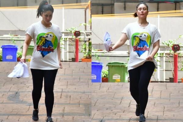 kareena kapoor look stunning while jogging
