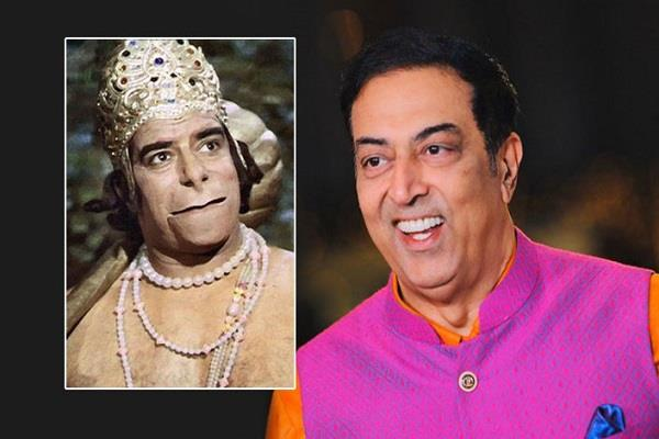 vindu said in ramayan lanka dahan was most challenging scenes done by dad