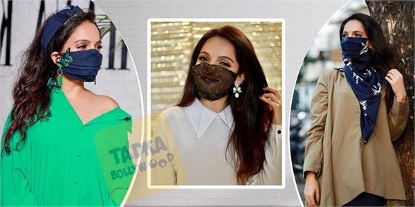 giaa manek gives reply when she is trolled for wearing a fancy mask