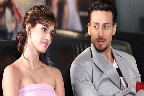 tiger shroff wishes to disha patani actress reply this way