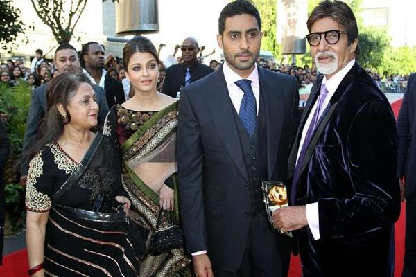 aishwarya rai and jaya bachchan s covid 19 antigen test negative