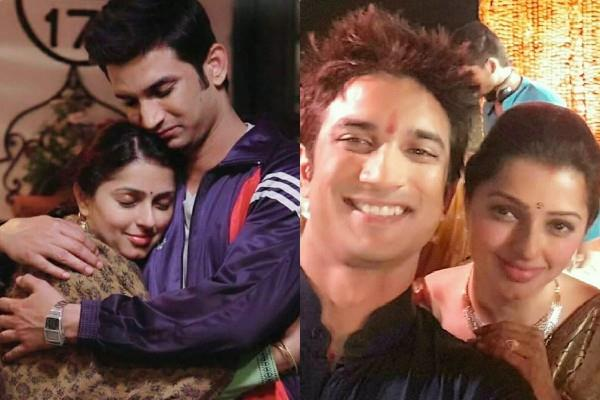 bhumika chawla emotional note for sushant singh rajput