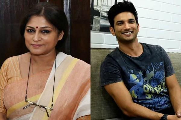 roopa ganguly says some questions on sushant suicide which keeping her awake
