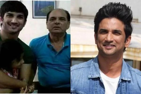 is sushant singh rajput father demand cbi enquiry on twitter