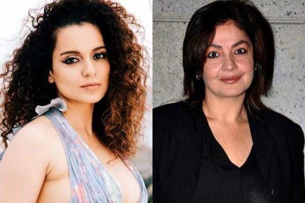 kangana ranaut reacts on pooja bhatt for her comment on nepotism
