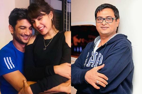 rumi jaffery told about relationship of sushant singh and rhea chakraborty