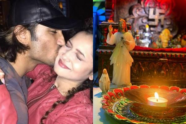 ankita lokhande lights candle for justice for ex boyfriend sushant singh rajput