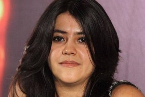 complaint filed against ekta kapoor for the name of production house balaji