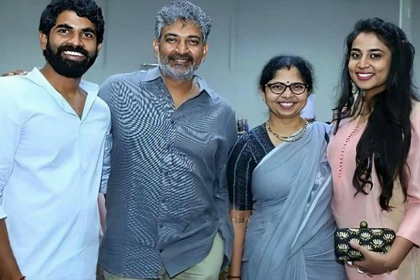 baahubali director ss rajamouli and his family tested covid 19