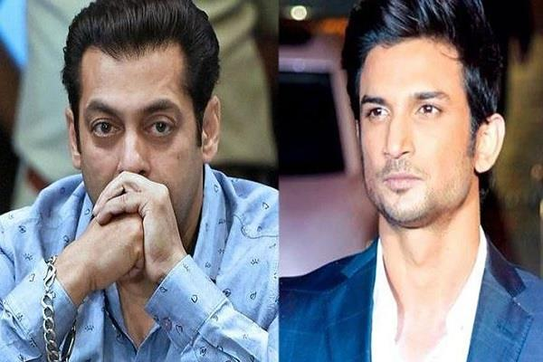 salman khan will not be summoned for questioning in sushant suicide case