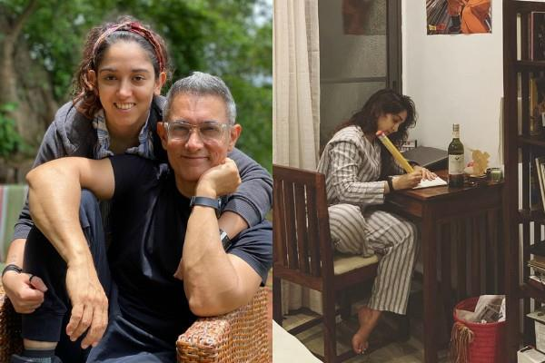 aamir khan daughter ira khan shifts into her new home