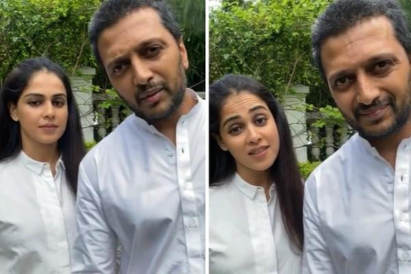 riteish deshmukh and genelia dsouza will donate their organs