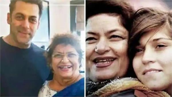saroj khan daughter said salman khan helped my son heart surgery