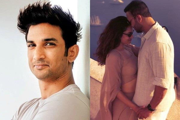 ankita boyfriend vicky jain limit his comment section after sushant singh death