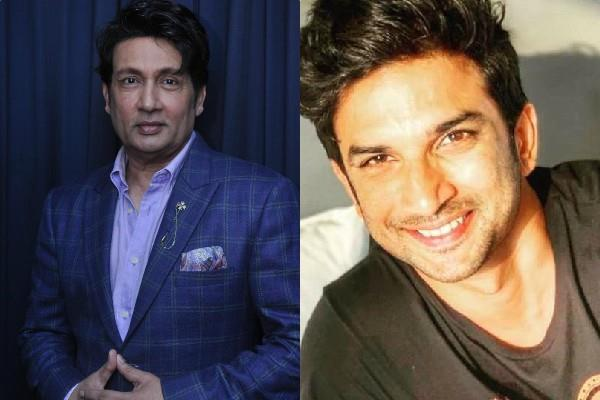 shekhar suman break silence after sushant family accuses him