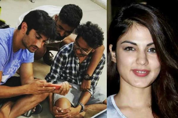 siddharth reveals sushant family pressured me give false statement against rhea