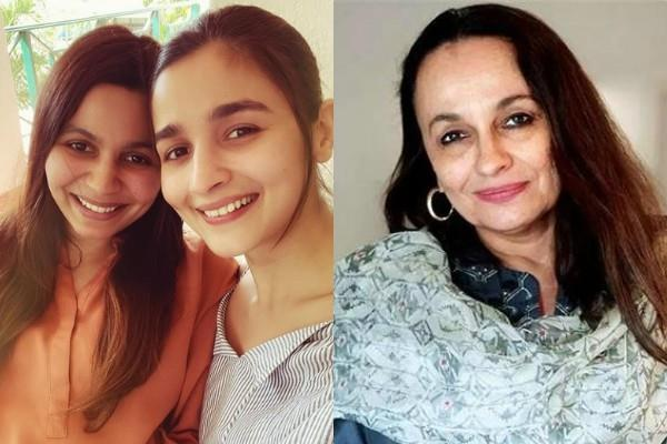 soni razdan lashes out when social media user threats daughter shaheen bhatt
