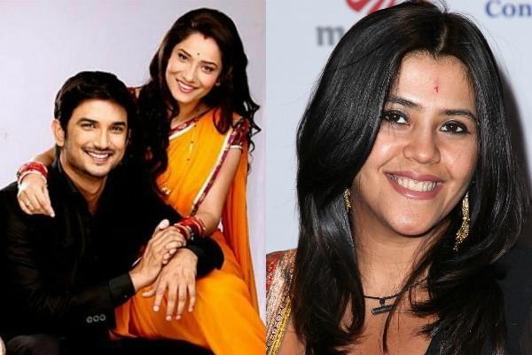 ankita approaches ekta kapoor for pavitra rishta sequel to pay tribute sushant