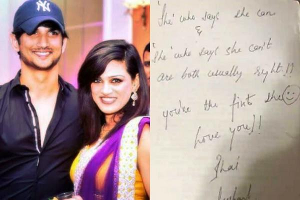 shweta singh gets emotional remembering sushant singh wrote special note