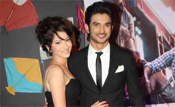 sushant singh rajput talk about ankita lokhande said i want to be with her