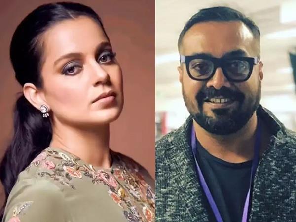 anurag kashyap warn kangana ranaut actress team call him mini mahesh bhatt
