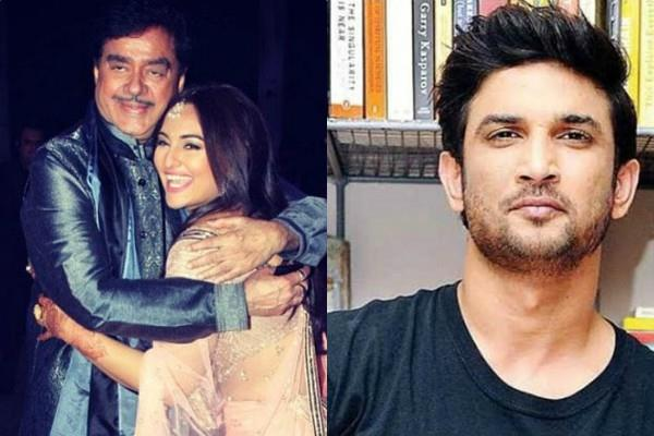 after sonakshi trolling shatrughan sinha remember late sushant