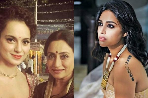 did kangana abuse swara on tanu weds manu set co star navni reveals truth