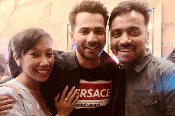varun dhawan transferred money to accounts of 200 background dancers in crisis
