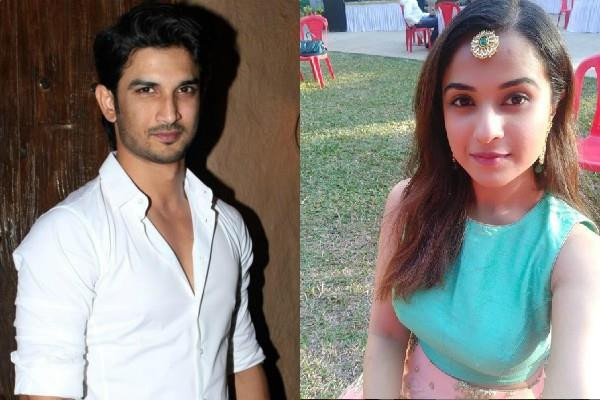 sushant was disturbed by ex manager death and search himself on google