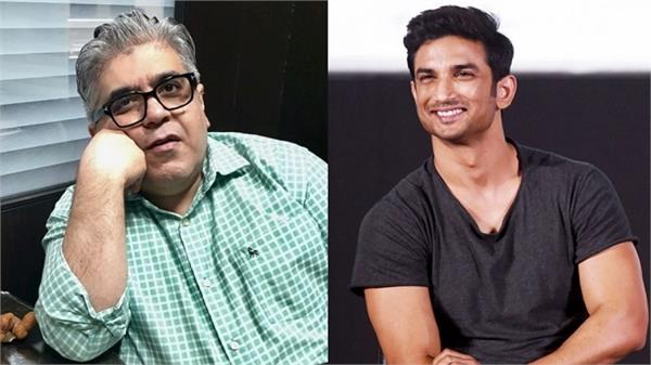 film critic rajeev masand called for questioning on sushant suicide case