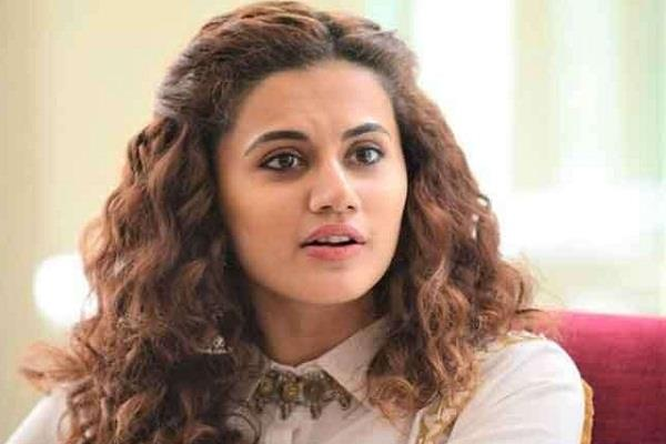 taapsee pannu reacts on vikas dubey encounter