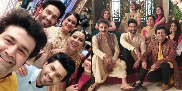 naagin 4 final day shooting unseen pictures viral