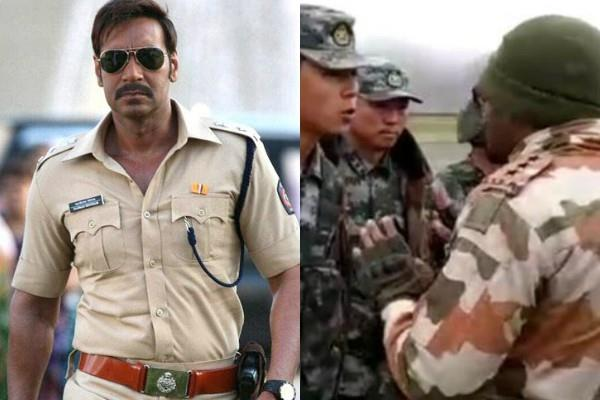 ajay devgn will make film on india china clash in galwan valley
