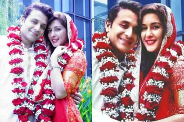 porus fame actress samiksha married second time with boyfriend shael oswal