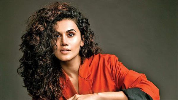 taapsee pannu speak about on nepotism and star kids