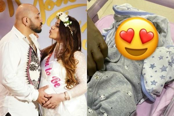 b praak blessed with baby boy singer write heartfelt note