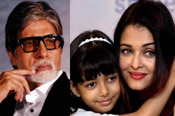 amitabh gets emotional when aishwarya and aaradhya discharged from hospital