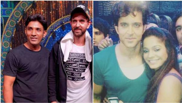hrithik roshan extended his helping hand to 100 bollywood dancer this time