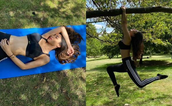 mouni roy shares her latest photos