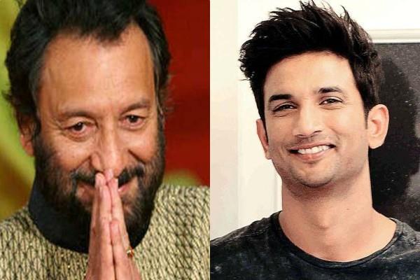 shekhar kapur dedicates film paani to sushant singh rajput